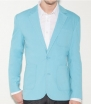G by GUESS Resolute Blazer, BLUE BLISS (SMALL)
