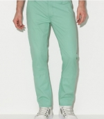 G by GUESS Wyatt Slim Trousers, GREEN (31)