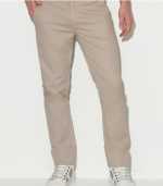 G by GUESS Wyatt Slim Trousers, DARK CHINO (30)