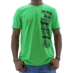 Puma Logo Men's T-Shirt Tee Shirt Green Size XL