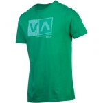 RVCA Balance Illusion T-Shirt - Short-Sleeve - Men's Kelly Green, S