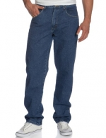 Wrangler Men's Rugged Wear Relaxed Fit Jean ,Antique Indigo,29x30