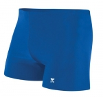 TYR Sport Men's Square Leg Short Swim Suit,Royal,32