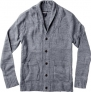RVCA Men's Tone Cardigan Sweater Athletic Medium