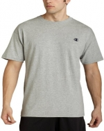 Champion T2226 Cotton Jersey Men's T Shirt White (Unit Per Pack 1)