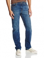 Calvin Klein Jeans Men's Relaxed Straight Leg Jean In Cove, Cove, 34x30