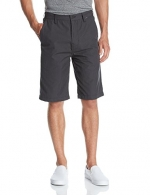 Hurley Men's Fabrizio Trouser Walkshort, Black, 30