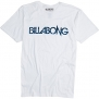 Billabong Men's Troop Short Sleeve T-Shirt, White, Small