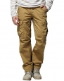 Match Mens Casual Outdoors Active Cargo Pants Trousers #6521(W29,6521 Mud)
